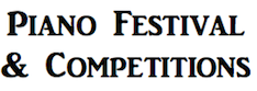 Piano Festival and Competitions